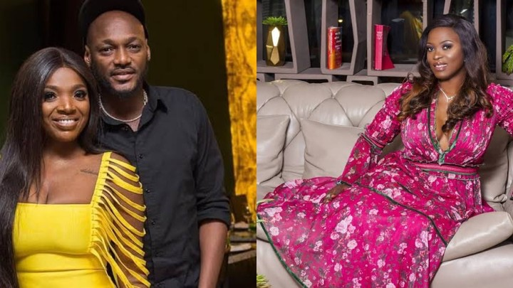 Annie Idibia drags Tuface for allegedly spending night with ex-lover, Pero