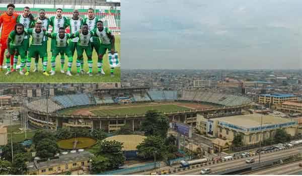 World Cup: Lagos shuts roads for Super Eagles, Liberia clash