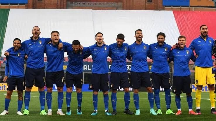 Italy Equal Brazil's Unbeaten Run in International Games