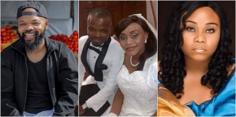 Our first child not my son – OAP Nedu reacts to wife's domestic violence accusation