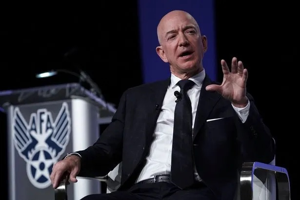 Jeff Bezos funds anti-ageing technology to help humans 'live forever'