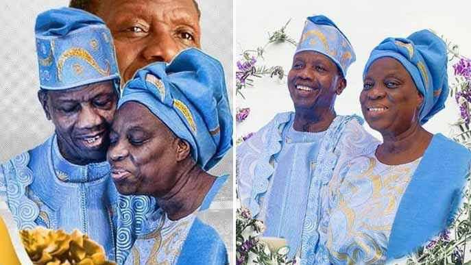 Adeboye, wife celebrate 54th wedding anniversary