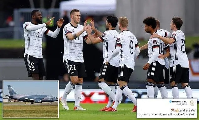 Plane carrying the German national football team' declares mid-air emergency