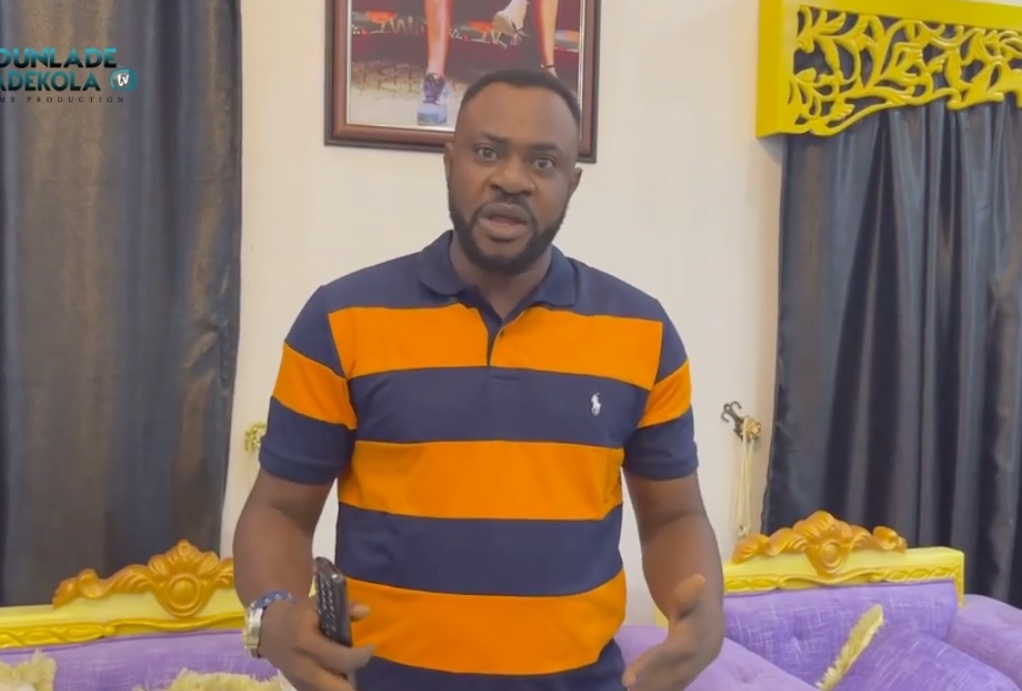 Odunlade Adekola responds to news of sleeping with actresses for movie roles