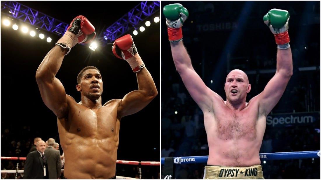 I need to fight Tyson Fury, we need it for boxing' – Anthony Joshua