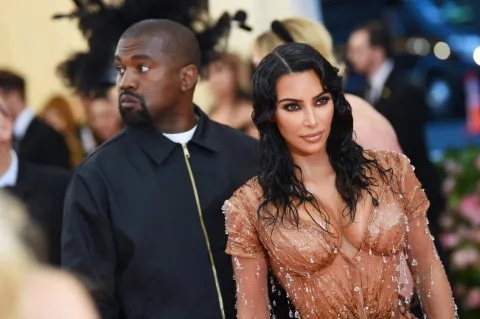 Kanye West 'cheated on wife Kim Kardashian with A-list singer', source claims