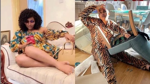 Mercy Aigbe depressed over new rate of dollar