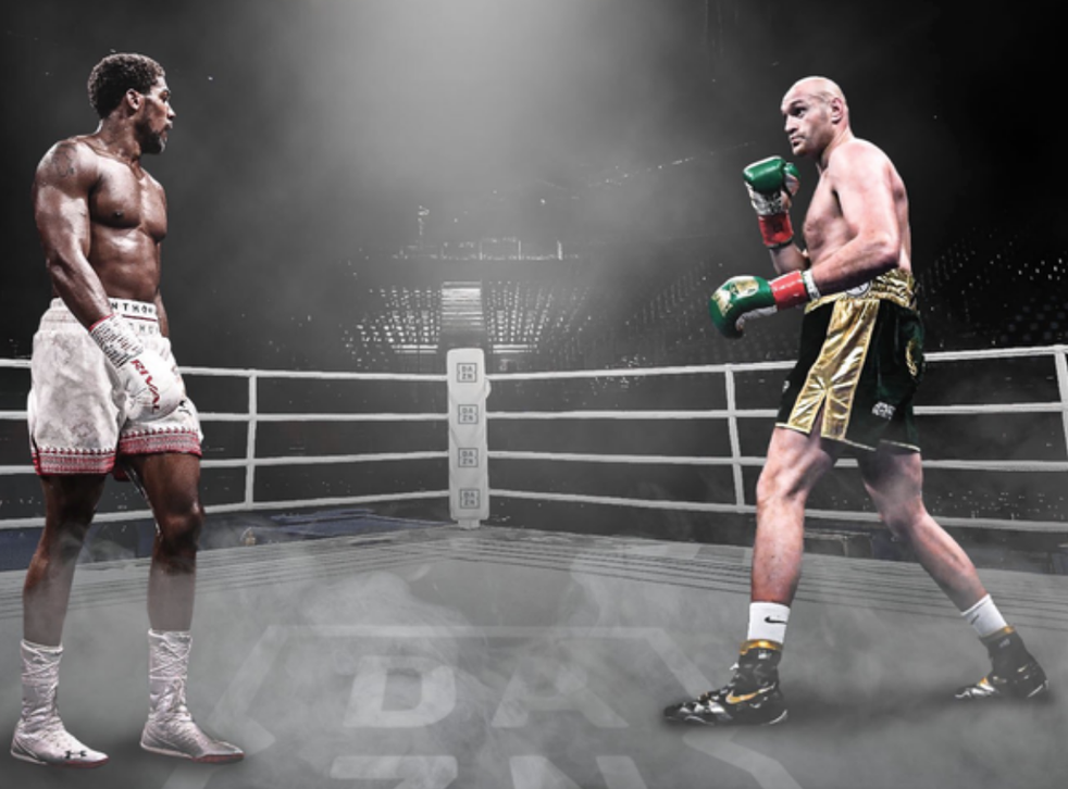 'Anthony Joshua's fought no-one in their prime' – Tyson Fury tears into AJ's heavyweight record