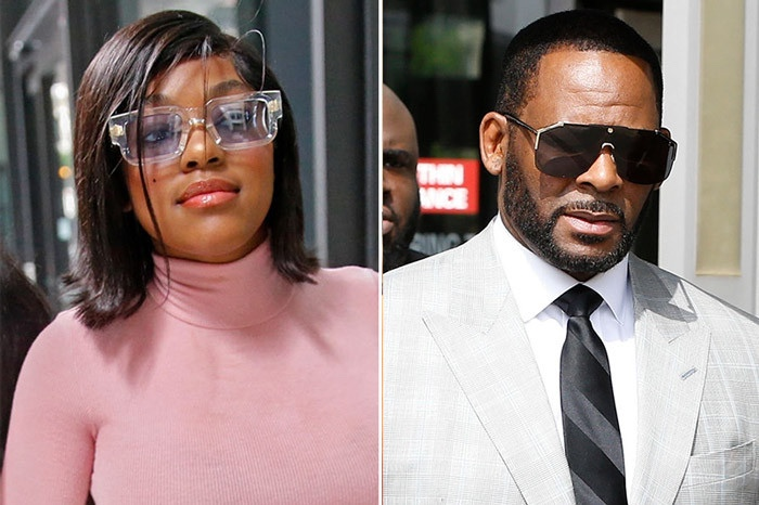 R Kelly's victim reveals she lied during infamous 2019 interview where she defended the R&B singer after he 'coached her' on what to say
