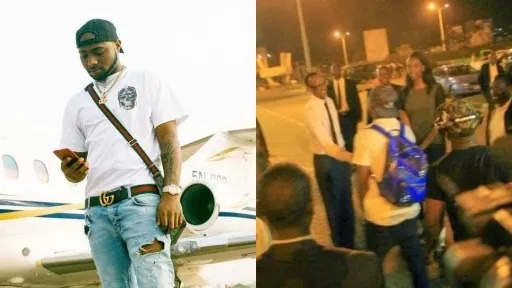 It was surreal being picked up from airport by Rwandan President – Davido