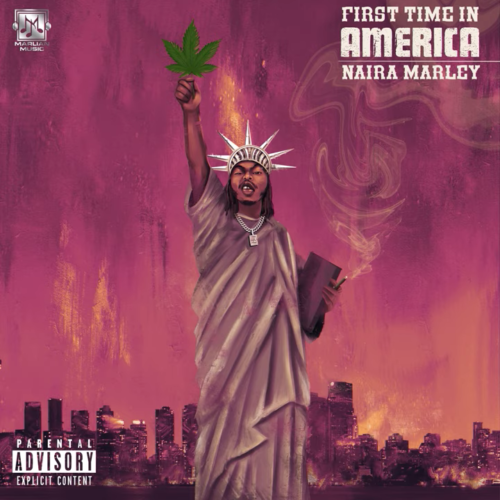 Naira Marley Shares His experience First Time In America in new single
