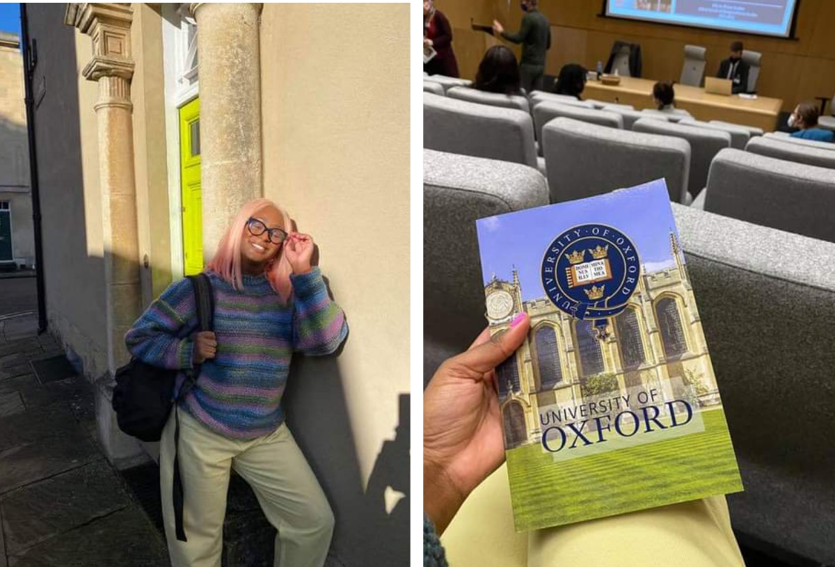 DJ Cuppy starts classes at University of Oxford