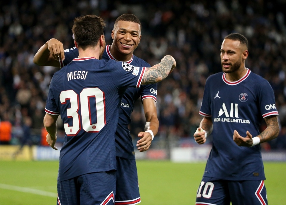 Kylian Mbappe admits calling Neymar a 'tramp' and wanting to join Real Madrid despite Messi's signing