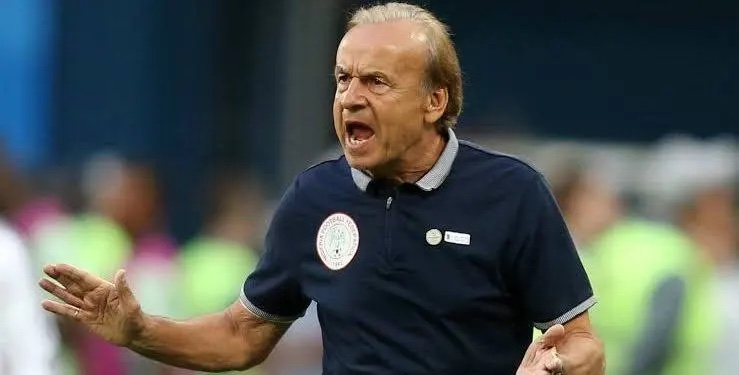 Super Eagles manager, Rohr owed eight months salaries