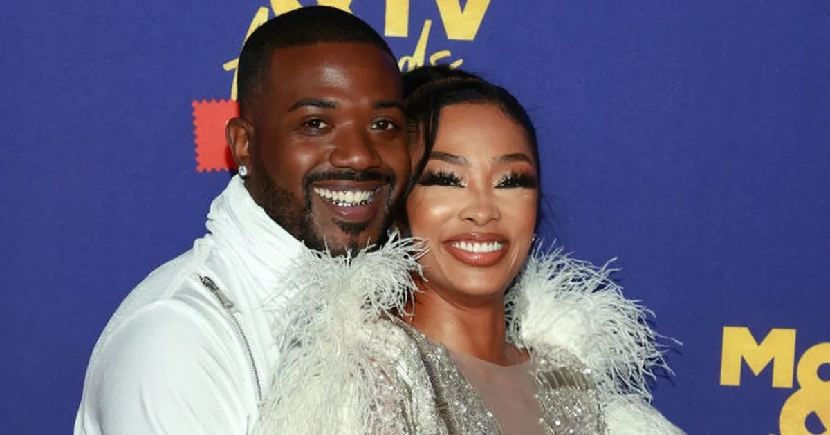 Ray J 'files for divorce' from wife despite in hospital battling pneumonia