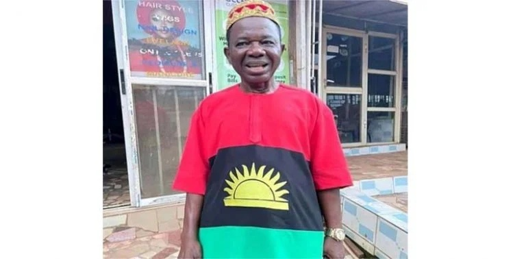 Army confirms Chiwetalu Agu's arrest, says he was soliciting support for IPOB
