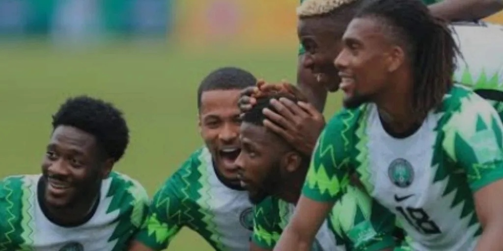 Nigeria exact revenge on Central African Republic with 2-0 win
