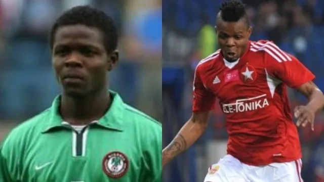 I was asked to pay £5,000 to play for Nigeria – Sarki reveals why he chose Haiti