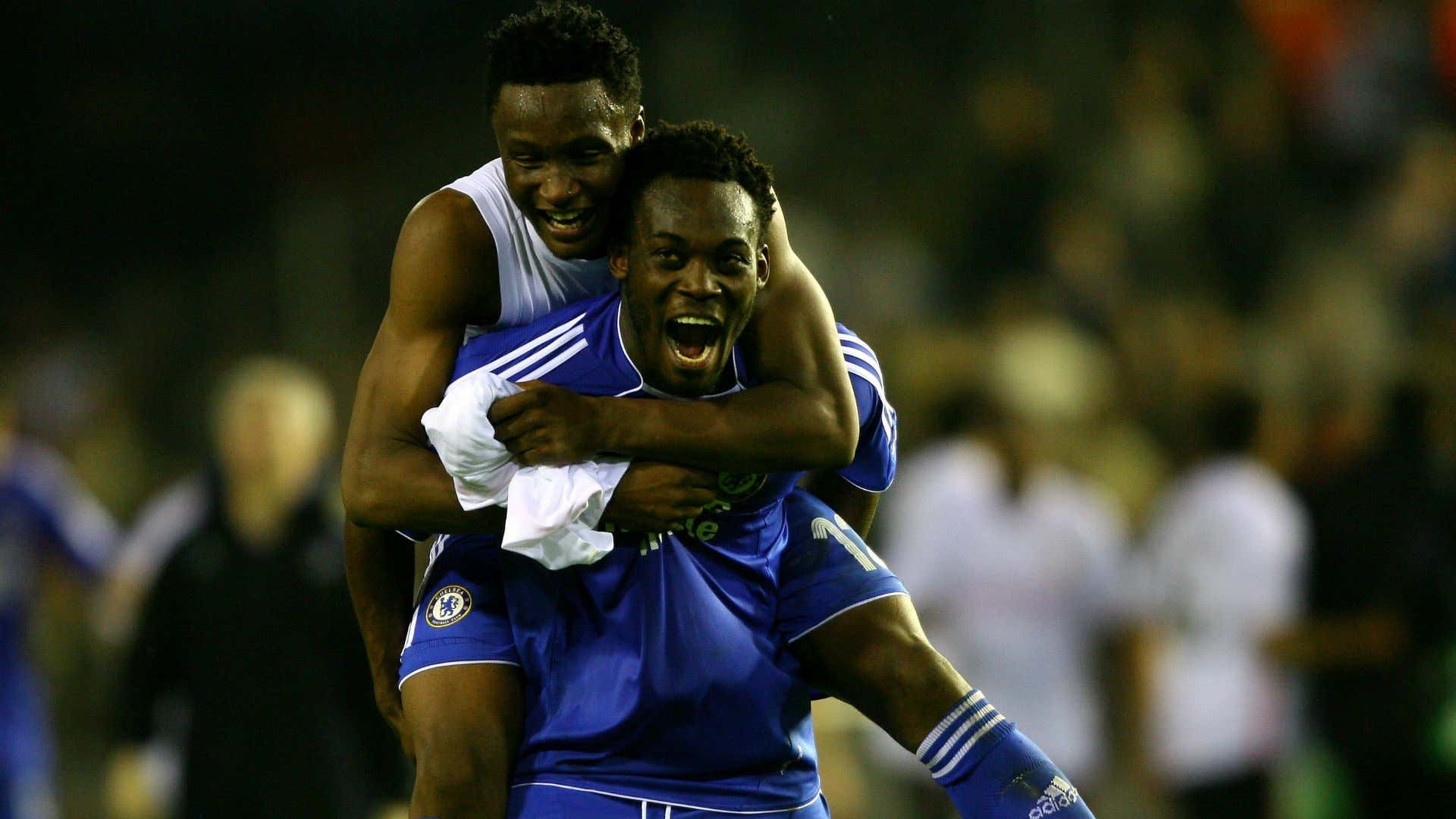 'He really helped me at Chelsea' – John Mikel Obi praises Michael Essien for supporting him during his early years at Chelsea