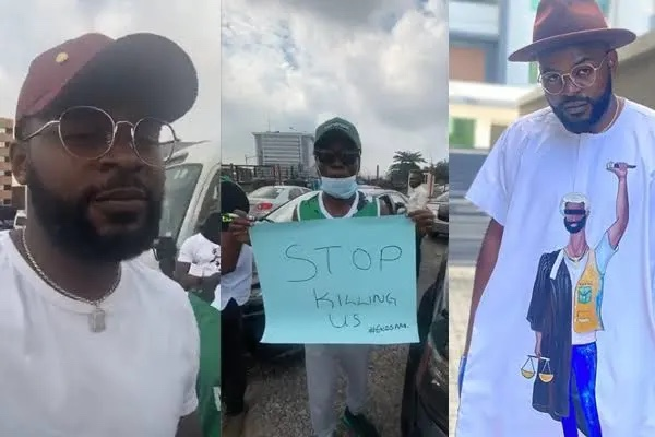 Concerts are being organised to distract youths from remembering #EndSARS 'heroes', Falz says