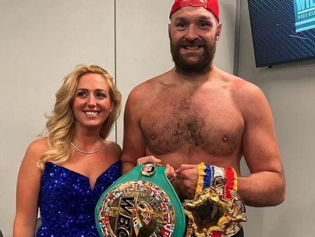 Tyson Fury has just TWO YEARS in the professional boxing game left in him -Wife
